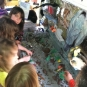 Students Explore the Water Table