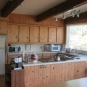 Pacifica Pond House kitchen