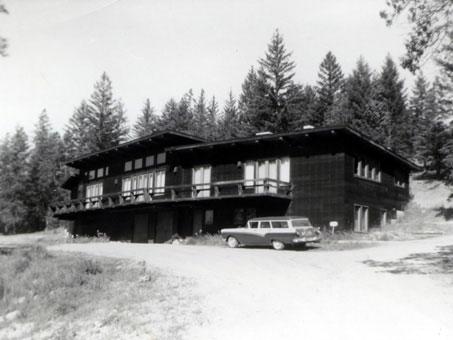 Lippincott House - May 1959
