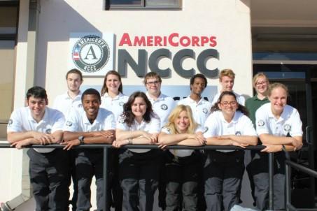 Americorps Team
